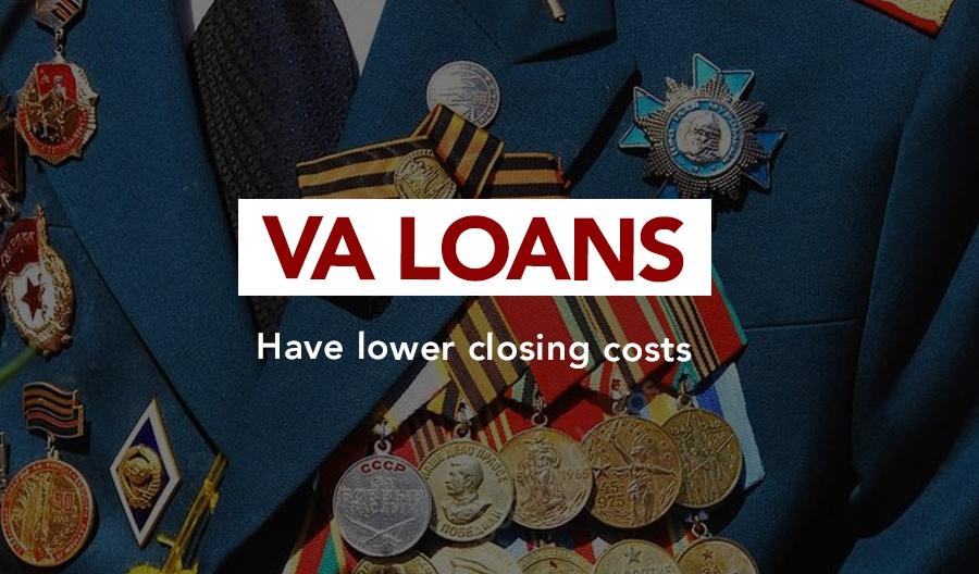 Lower Closing Cost